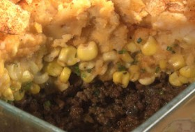 Shepherds Pie March Edition!