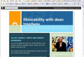 LAMB #123 – filmicability with Dean Treadway