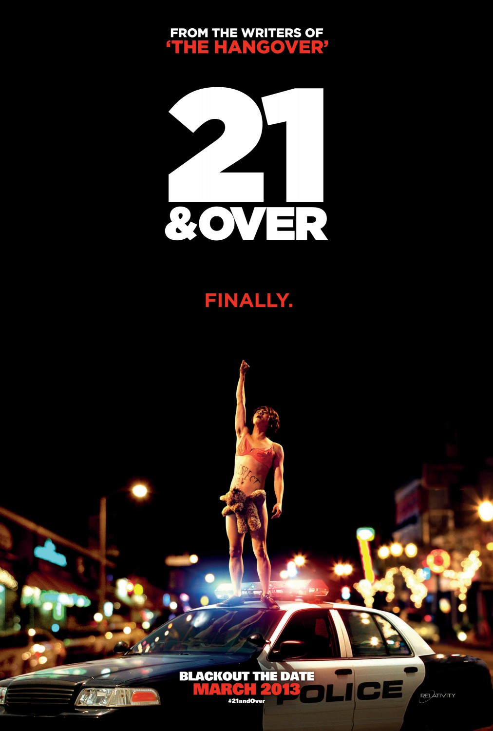 21 and over movie posterMovie Posters 2013