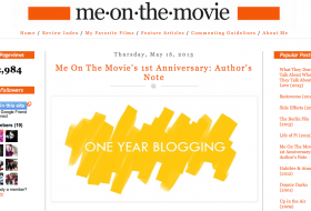 Brutally Blunt Blog Blustering #72 – Me on the Movie