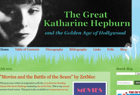 Brutally Blunt Blog Blustering #73 – The Great Katharine Hepburn
