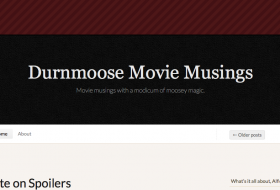 LAMB #1740 – Durnmoose Movie Musings