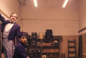LAMBCAST #210 THE GRAND BUDAPEST HOTEL