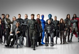 LAMBCAST #221 X-MEN DAYS OF FUTURE PAST